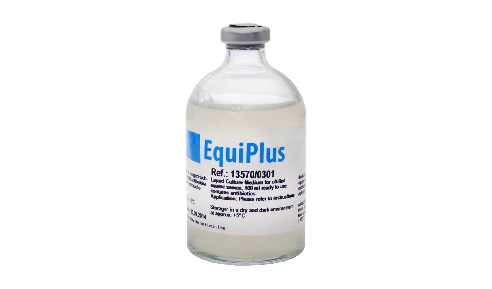 Image for EquiPlus liquid, equine semen extender, with Gentamicin